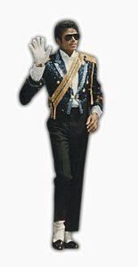 Michaël Jackson, 1984