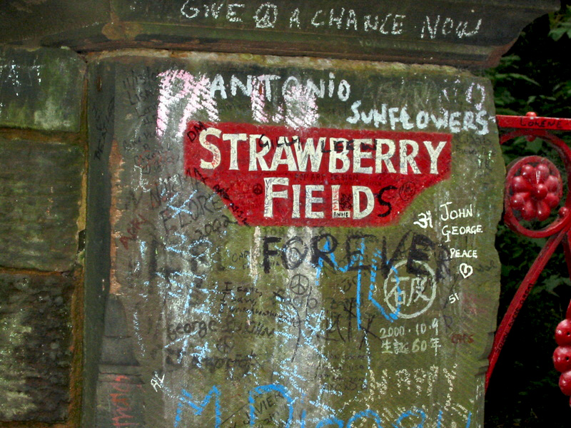 Strawberry Field - The Beeatles