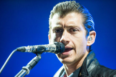 Alex Turner, Arctic Monkeys, 2014