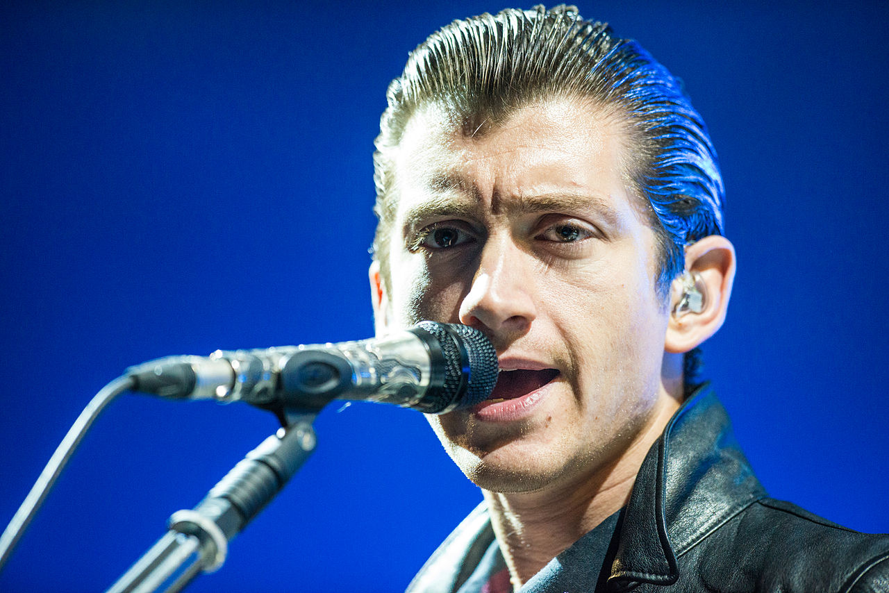 Alex Turner, Arctic Monkeys, 2014