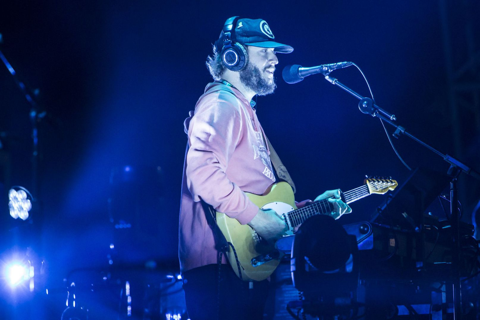 Bon Iver, photo by Philip Cosores