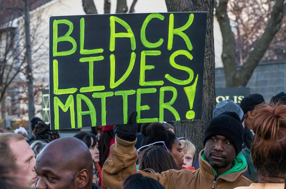 Black Lives Matter Minneapolis Protest