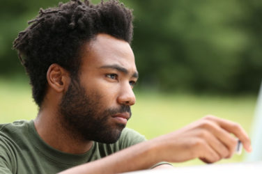 Donald Glover allias Childish Gambino