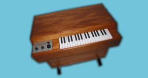 Piano Mellotron.