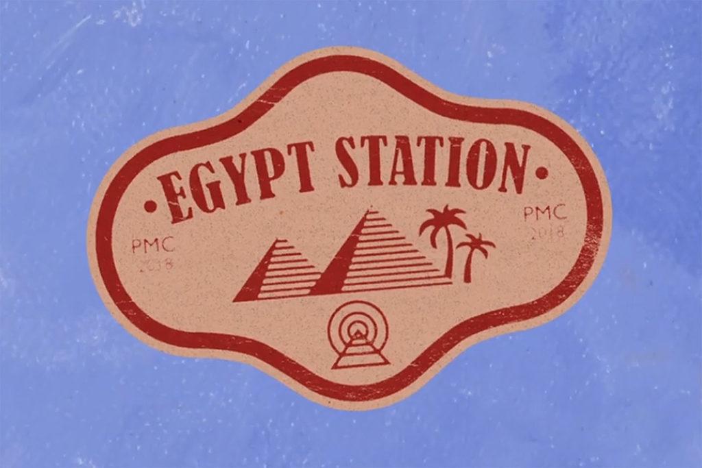 L'album Egypt Station de Paul Mc Cartney, est sorti le 7 septembre 2018. Il a reçu un accueil critique très positif partout dans le monde.