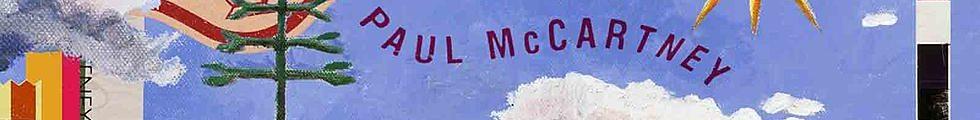 Paul McCartney, Egypt Station, Couverture Album