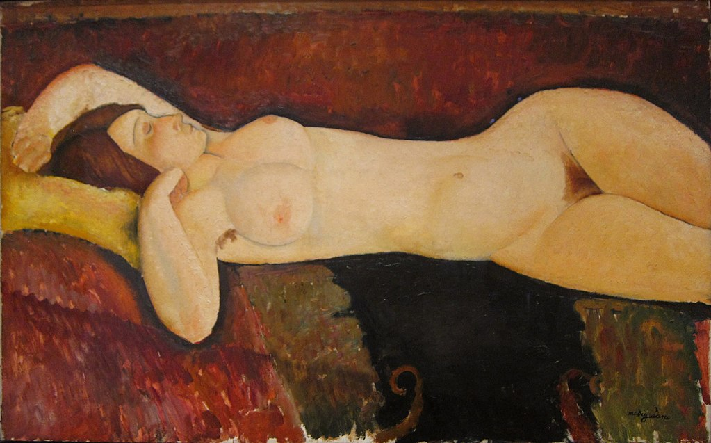 Le Grand Nu d'Amedeo Modigliani