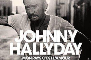 Johnny Halliday Mon Pays C'est L'Amour
