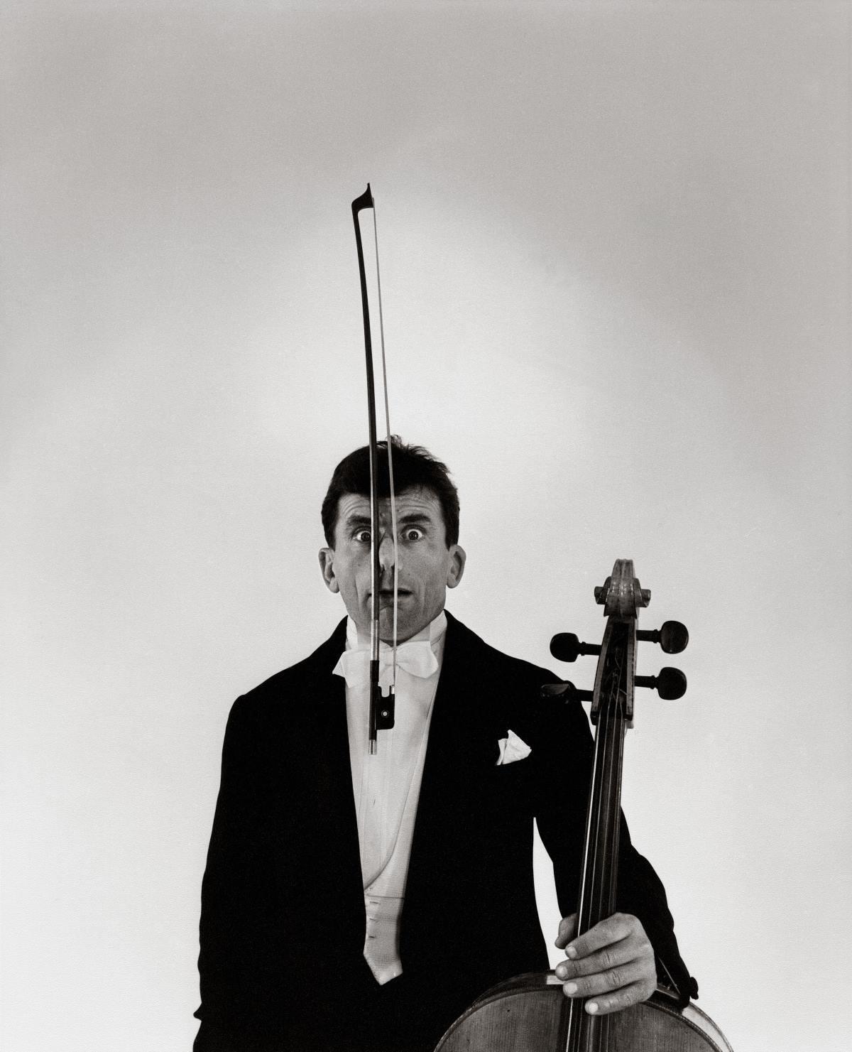 L'archet, 1958 © Atelier Robert Doisneau