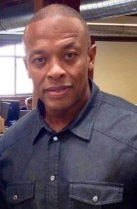 Le rappeur et entrepreneur américain Dr Dre