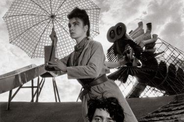 Les Rita Mitsouko par Robert Doisneau