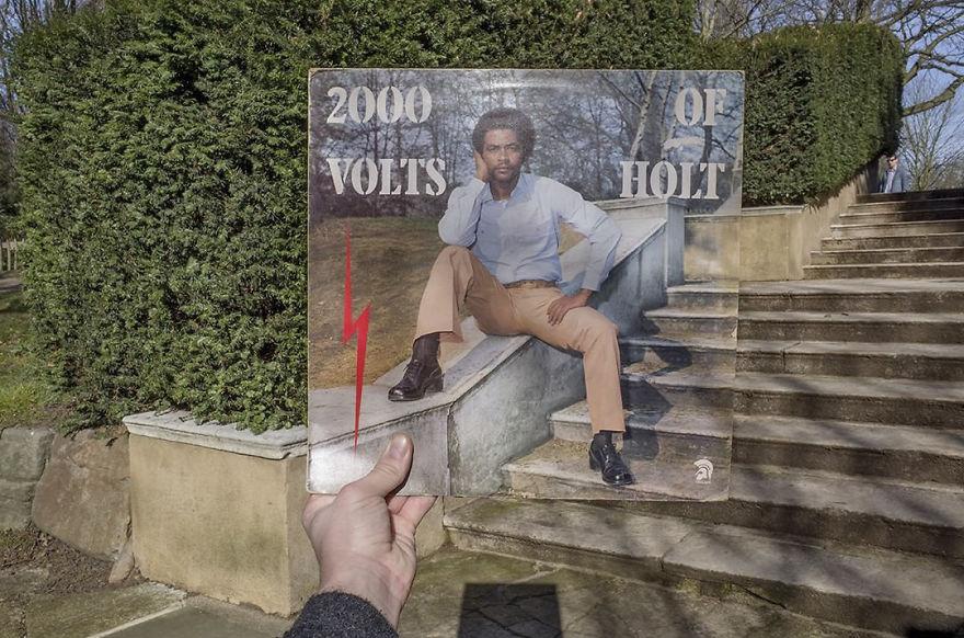 John Holt Album 2000 Volts