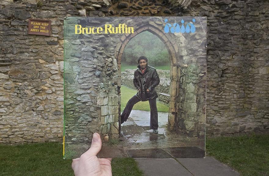 Bruce Ruffin Album