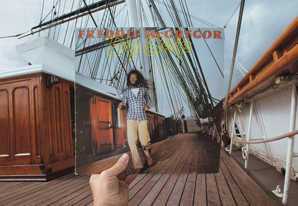 Freddie Mc Gregor Album Big Ship