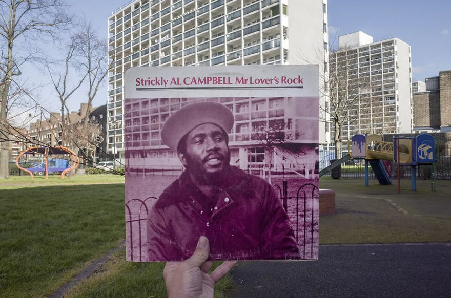 Stricky Al Campbell Album Mr Lover's Rock