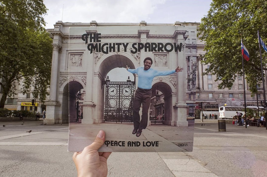 The Mighty Sparrow Album Peace And Love