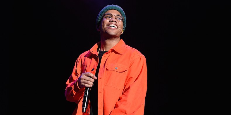 Anderson .Paak, 2018