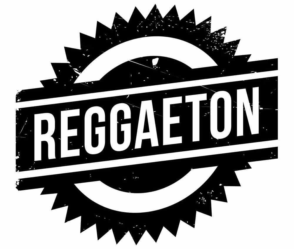 Logo Reggaeton