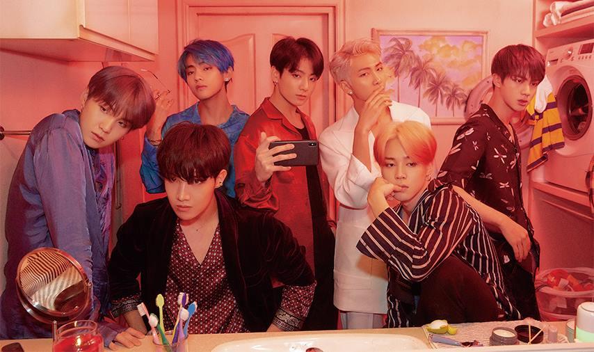 BTS en 2019