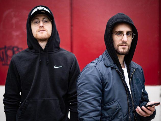 Les frères Y-Bros, rappeurs français