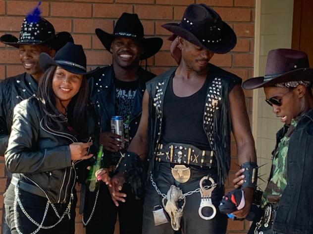 Festival Black Metal au Botswana
