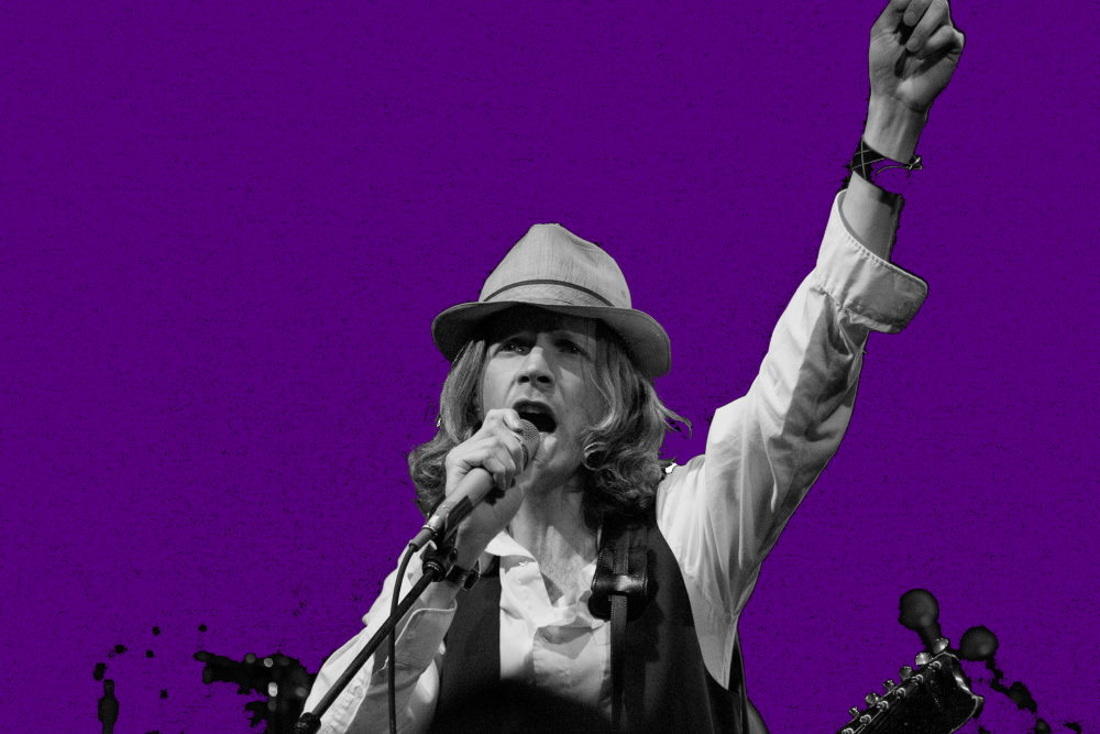 Beck en concert