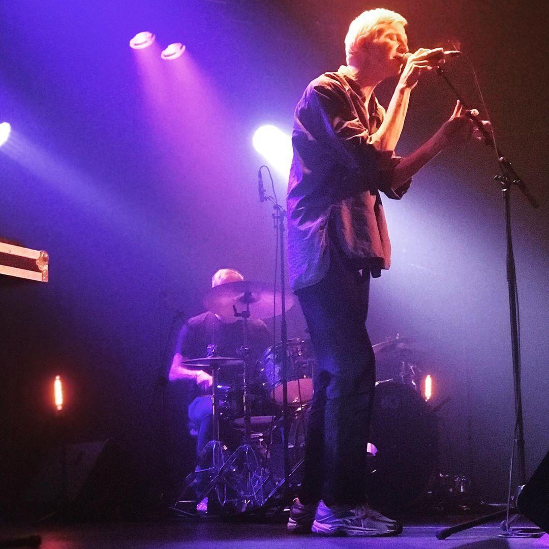 Jay-Jay Johanson en concert à la BaraKaSon, 2019
