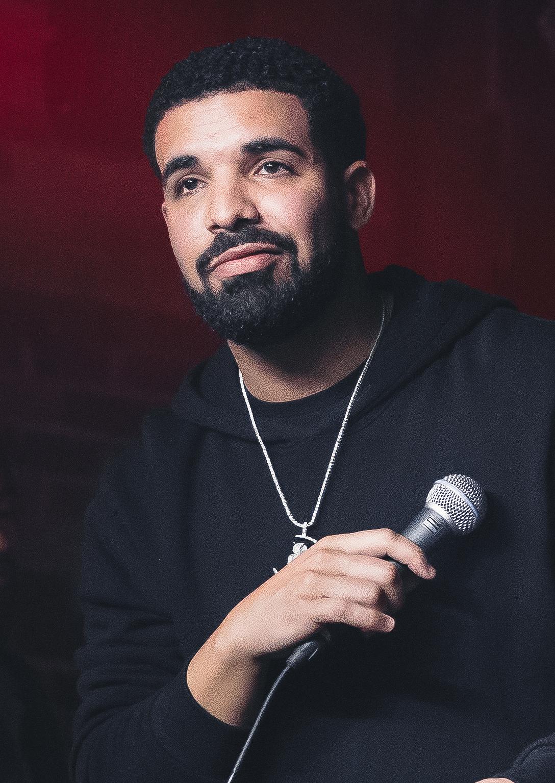 Le rappeur-compositeur, chanteur et acteur canadien Drake