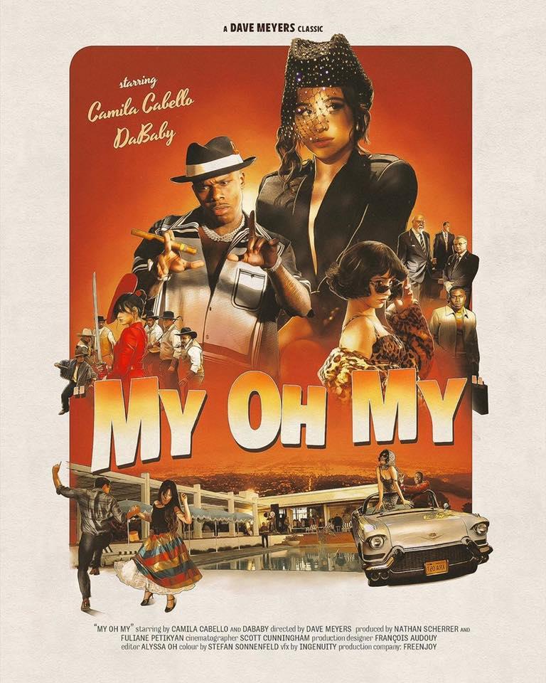 Camila Cabello - My Oh My, avec Da Baby