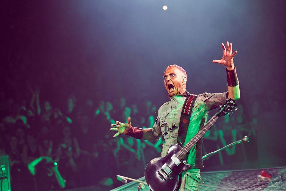 Rammstein en concert