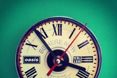 Horloge Oasis