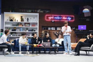 BTS concert virtuel Bang Bang Con: The Live