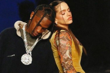Rosalia & Travis Scott