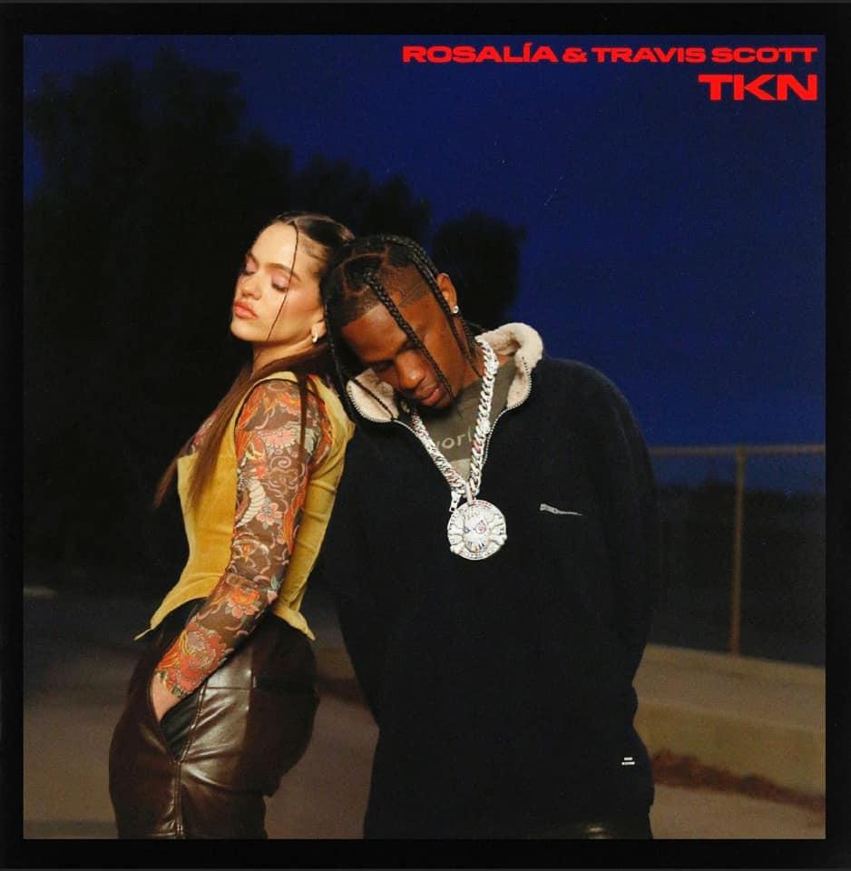 Rosalia & Travis Scott