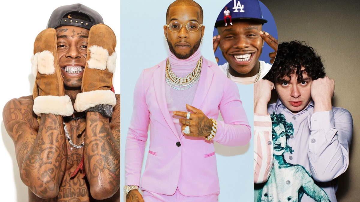Lil-Wayne-Tory-Lanez-DaBaby-Jack-Harlow