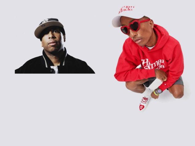 Jay-Z & Pharrell Williams