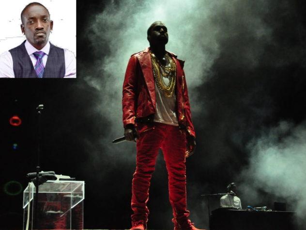 Kanye West & Abu Thiam